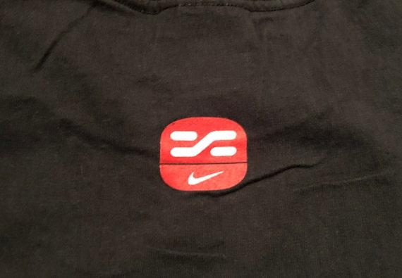 XL 90's Nike Air Max T shirt men's vintage black … - image 4