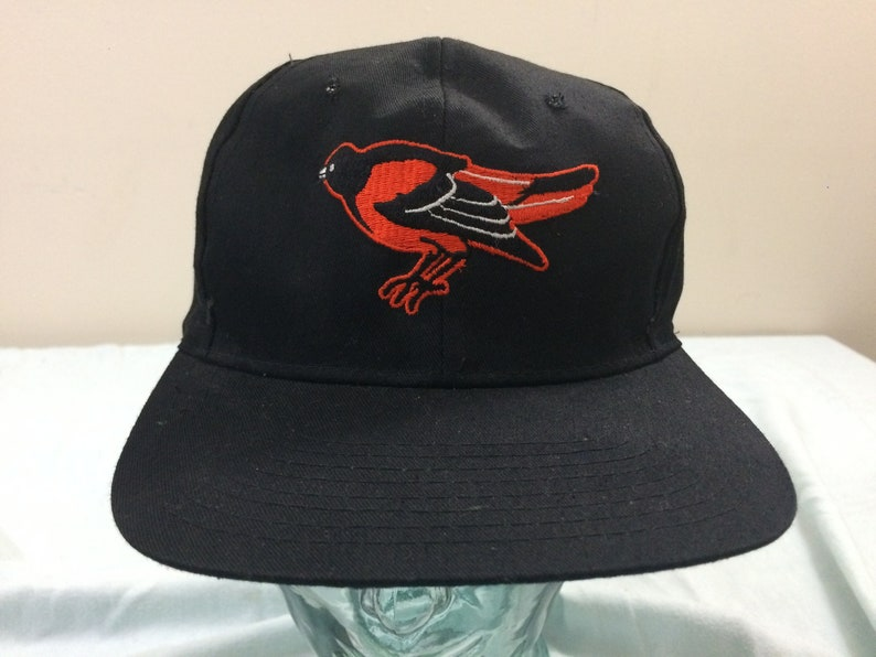 19d8fd7b622 NEW 90 s Baltimore Orioles baseball cap vintage snapback