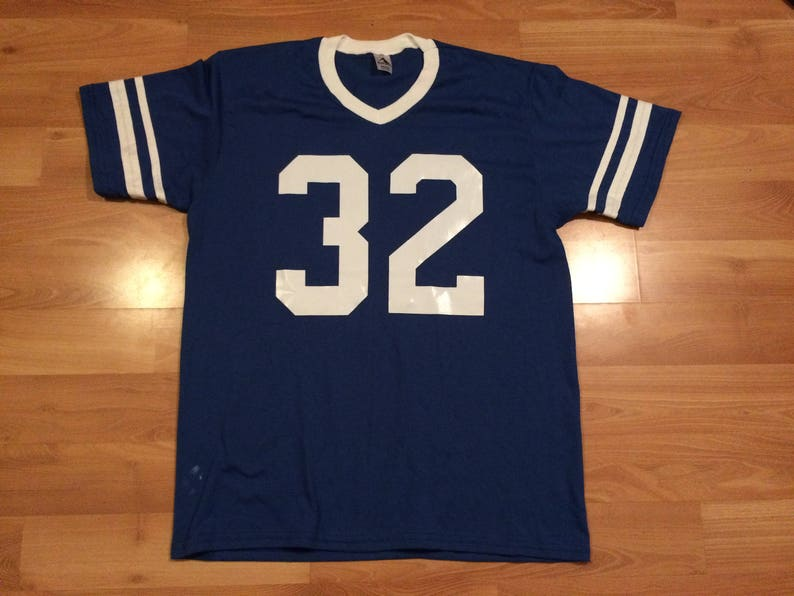 6541d41b193 XL vintage Mike Curtis men s football jersey T shirt