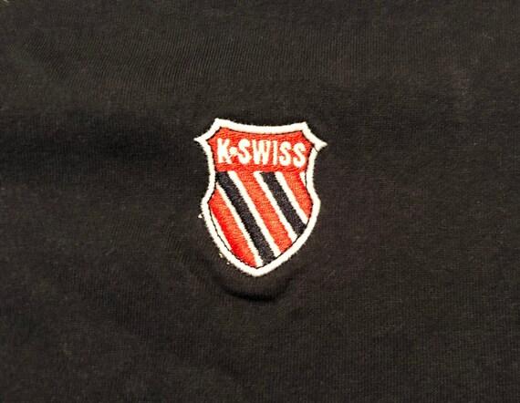 Medium 90's K-Swiss Classic men's vintage T shirt… - image 2