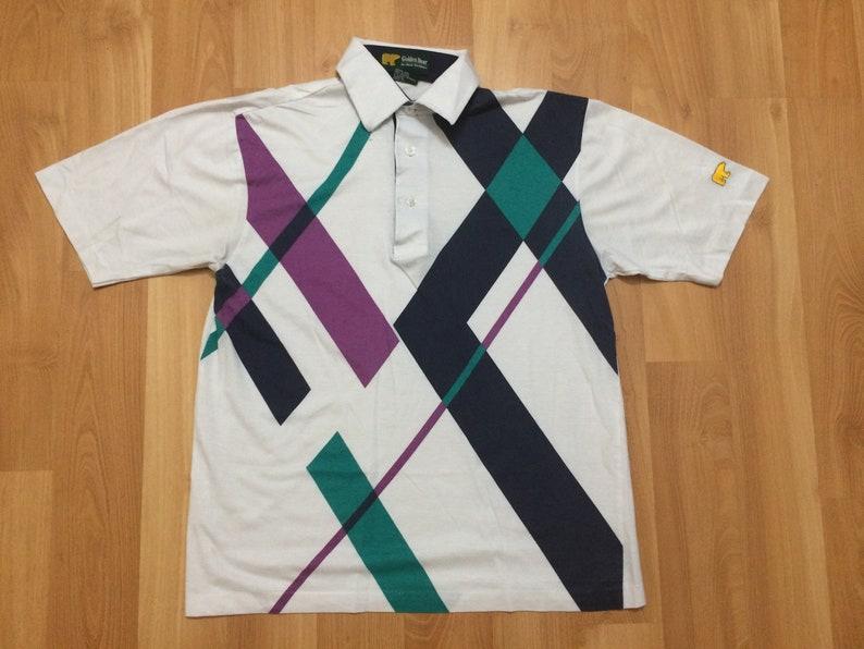 0573d364 Small 80's Golden Bear golf shirt men's vintage by | Etsy