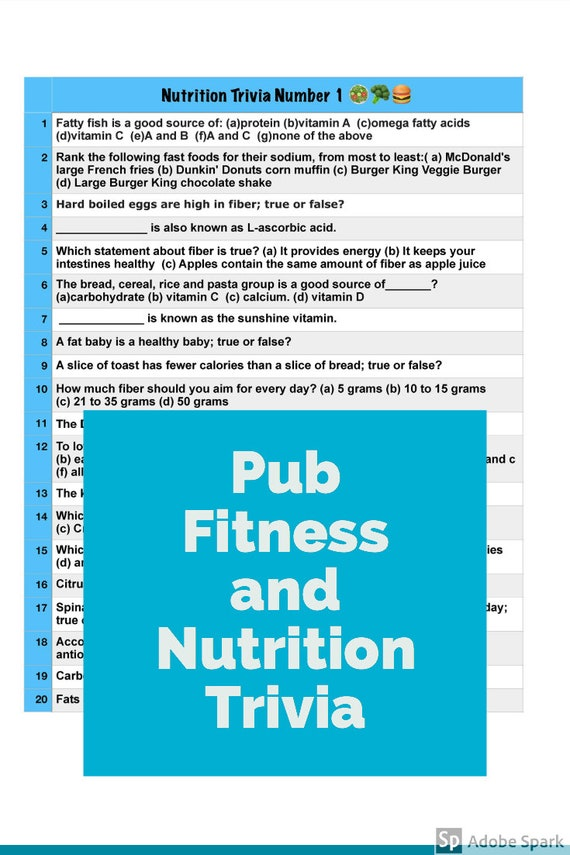 image regarding Black History Month Quiz Printable titled Pub Trivia, Health and fitness Quiz, 100 Trivia Issues, Health and fitness and Vitamins and minerals Trivia, Bash Video games, Sport Evening, Household Night time Inside of, Bar Trivia, Quizzes