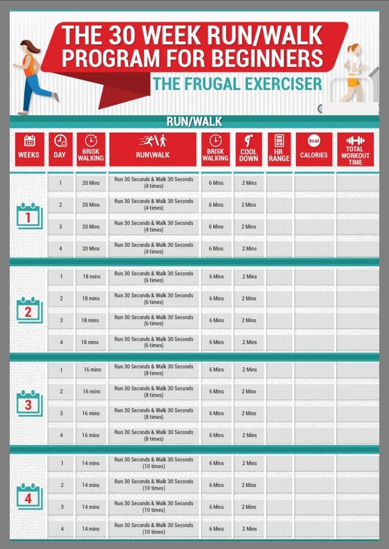 Running For Beginners pdf Running Training Program Running image 0