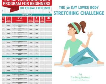 30 day squat challenge squat challenge plank challenge 30