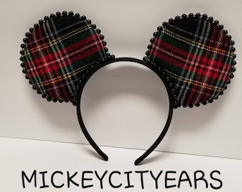 Mickey City Ears