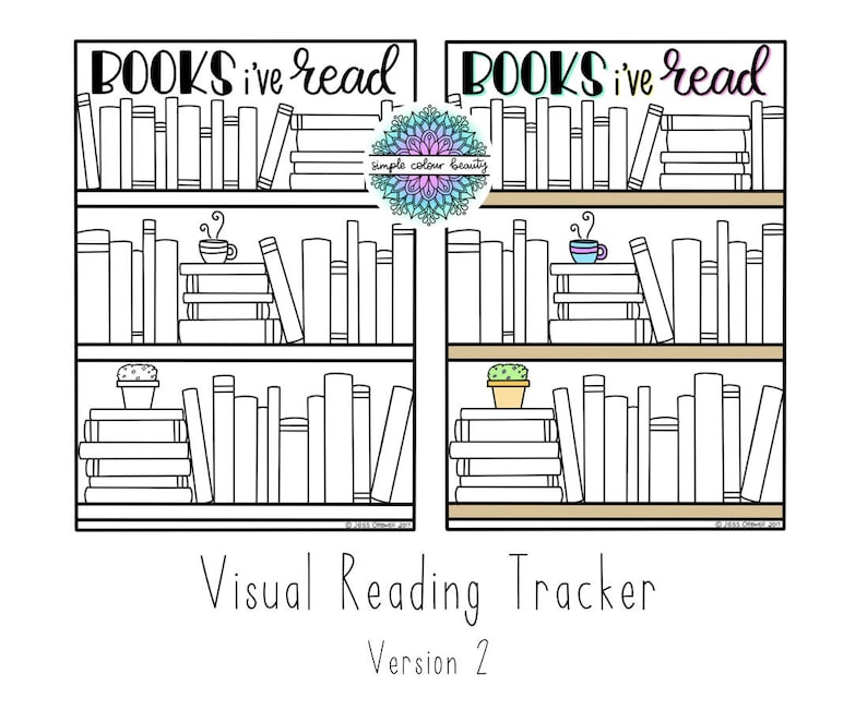 photograph about Books I've Read Printable identified as PRINTABLE: Guides Ive Read through Reading through Tracker