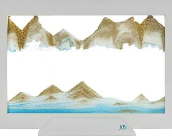 Sand art   Etsy
