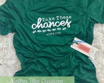 DMB Dave Matthews T-Shirt | Take These Chances | Ants Marching Lyrics | Tour Shirt | | Concert Shirt | Dave Matthews