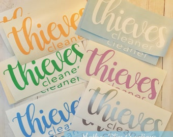 Essential Oil Roller Spray Dropper Bottles Labels | All sizes and colors available | Fully Customizable