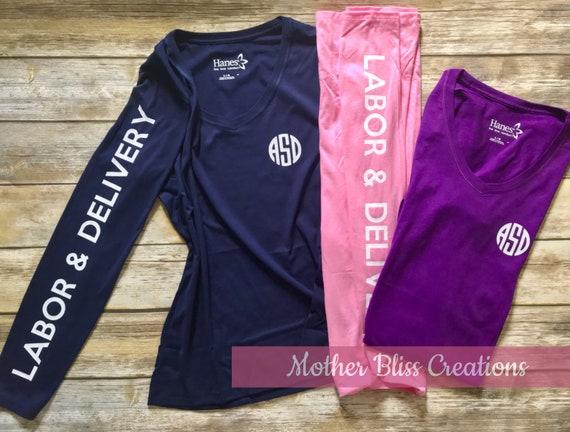 Labor and Delivery  | Mother Baby | Postpartum Nurse | Pediatrics Nurse | RN | School Nurse | Midwife | Nurse | Long Sleeve Under Shirt
