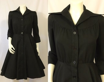50s Style Dress, Fit and Flare dress, New Look Dress, Pinup Dress, Rockabilly Dress