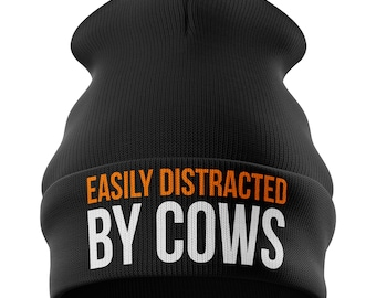 Farmers Gift - Easily Distracted by COWS cfa0a29dfda