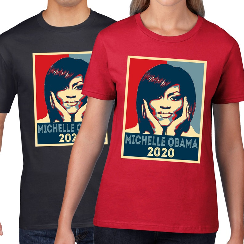 5a8c09a4 Michelle Obama 2020 Election T-Shirt T Shirt Sweat America   Etsy