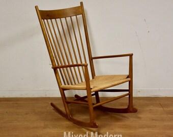 Hans Wegner Danish Rocking Chair