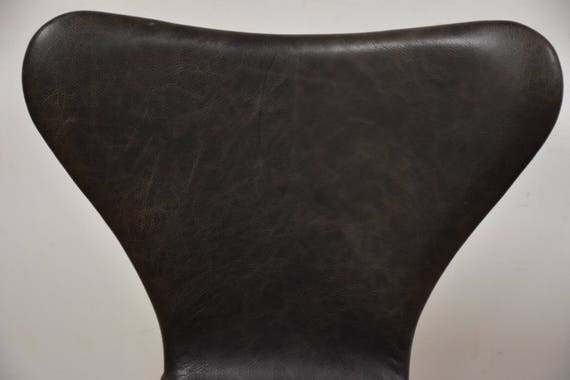Sensational Expresso Brown Leather Dining Chairs Set Of 4 Creativecarmelina Interior Chair Design Creativecarmelinacom