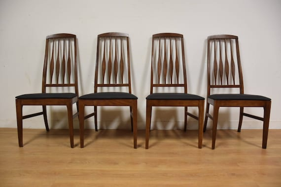 Surprising Keller Black Vinyl Dining Chairs Set Of 4 Gmtry Best Dining Table And Chair Ideas Images Gmtryco