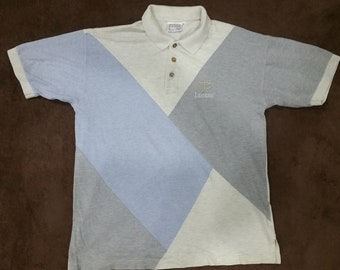 Rare Vintage MCM Legere Polo Shirt (Made in Italy) 07323f7e333