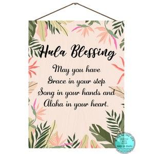 Cherish Ho/'oheno Hawaiian Blank Greeting Card