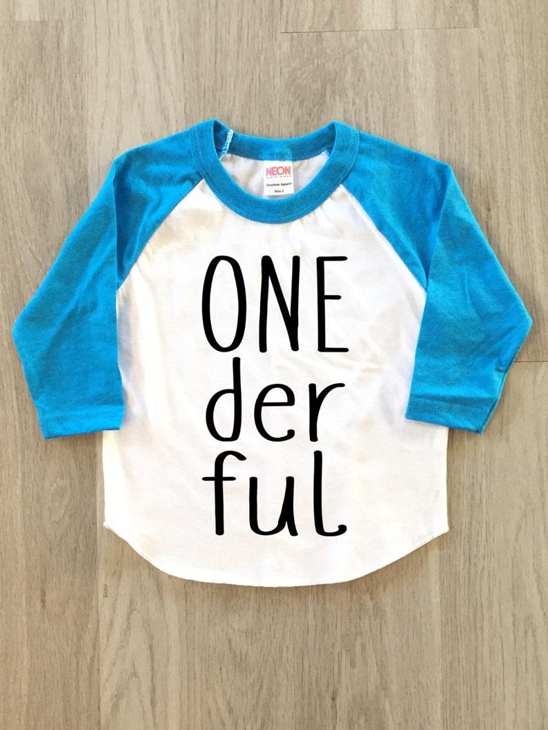 1st Birthday Tshirt Baby Boy Or Girl First T Shirt