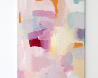 "Acrylic on canvas ""sensual"" 60 x 40 cm"