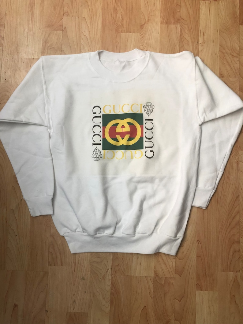 376461eabd5 Exclusive vintage gucci sweater