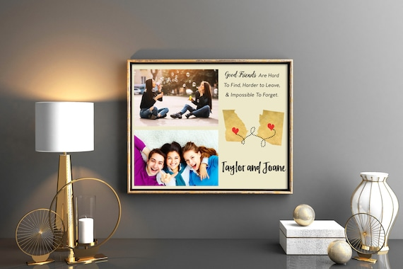best friend gift going away gift moving away gift going away etsy