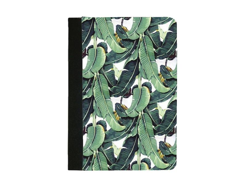 IPad Mini 1/2/3/4 Faux Leather Folio Case / Cover IPAD Mini 2 Case IPad  Mini 3 case Mini 4 Case Banana Palm