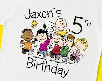Birthday T Shirt Etsy