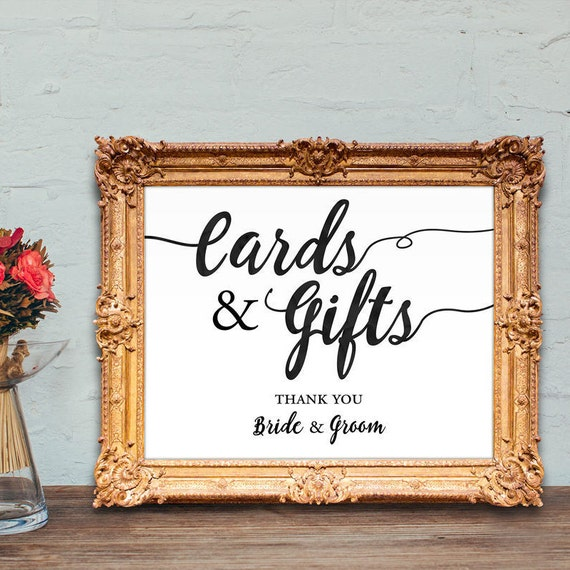 cards and gifts sign cards and gifts thank you printable