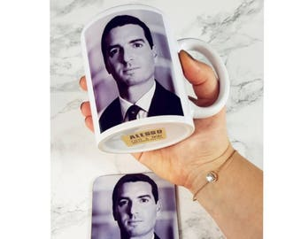 ANY PICTURE or Text Coffee/Tea Custom Mug, Choose Your Photo, Personalised Mug, Statement Mug, Inspirational Foto office or home message mug