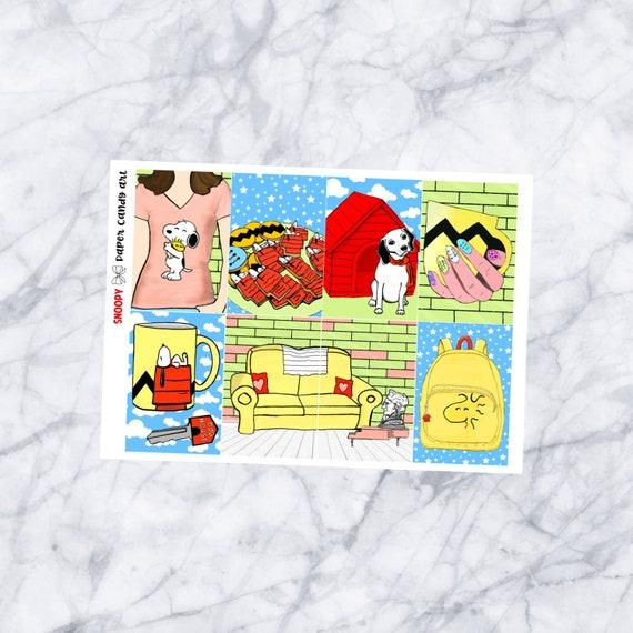 EC DELUXE KIT Finding Nemo  Weekly Planner Stickers Kit  Erin Condren