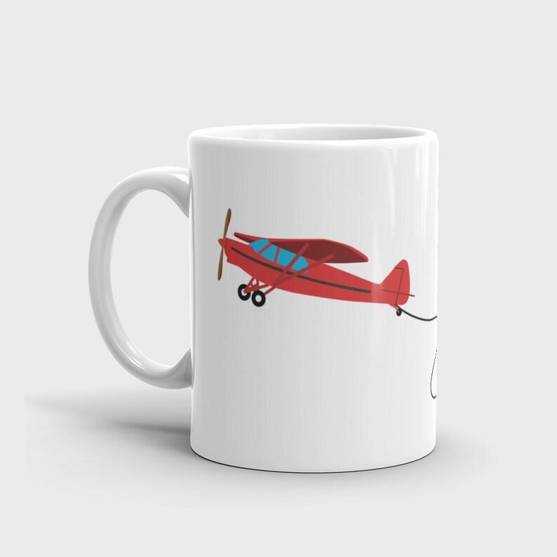 Aviation Mug Gifts for Pilots Christmas Gift Custom image 0