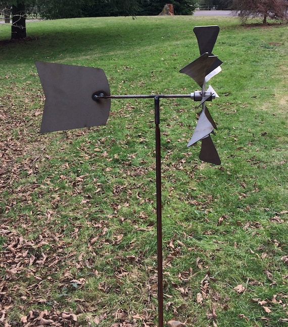 Kinetic Wind Spinner, Metal Wind Spinners, Garden Spinners, Unique Gifts  For Garden