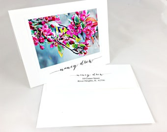 Crabapple Branch Personalized Stationery