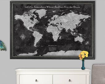 World map cork board etsy map cork board world map push pin large push pin long push pin globe map push pin flat push pin global map personalized traveler gift gumiabroncs Images