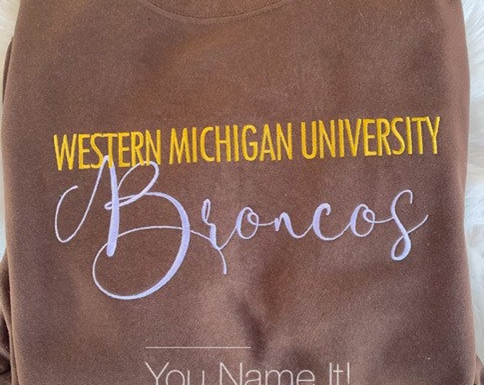 School or College Name and Mascot Spirit Tee