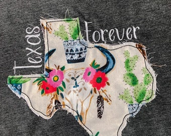 Texas Forever Tee