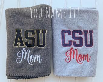 College Bound PARENT Blanket