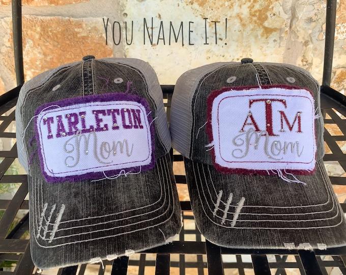 College Bound PARENT Hat