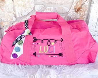 SAMPLE Duffle Bag - Large Size | Luci