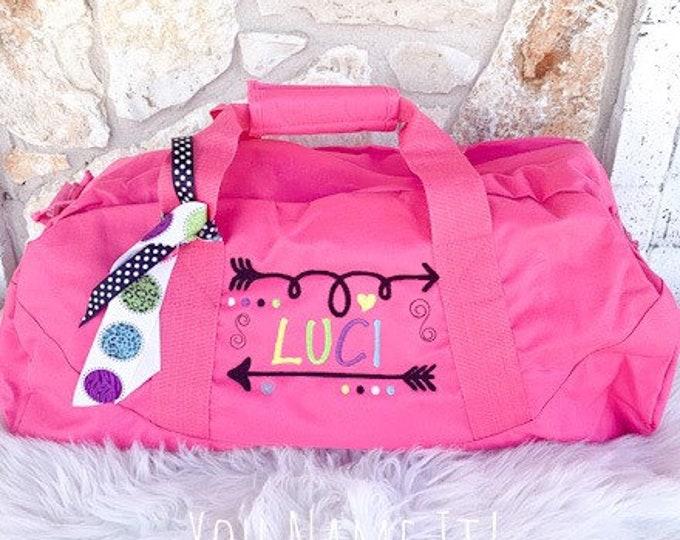 SAMPLE Duffle Bag - Large Size | Luci