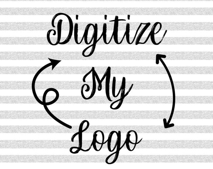 Digitize My Logo