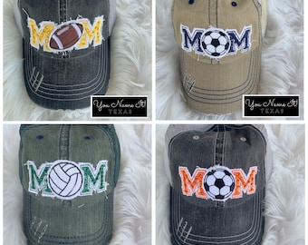 MOM Sport Trucker Baseball Cap