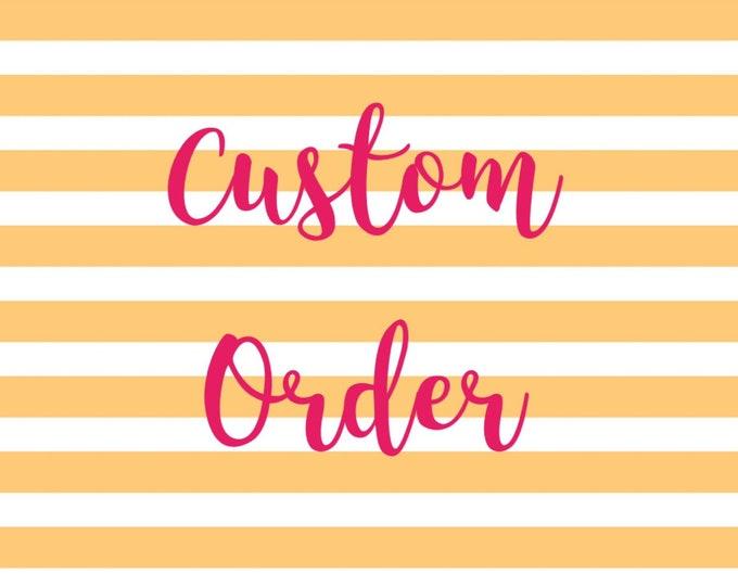 Custom Order - Arcieri