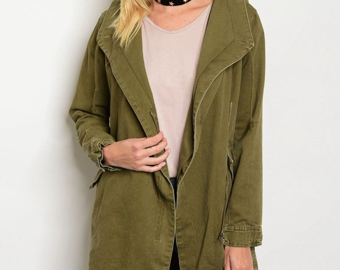 Army Geeen Jacket