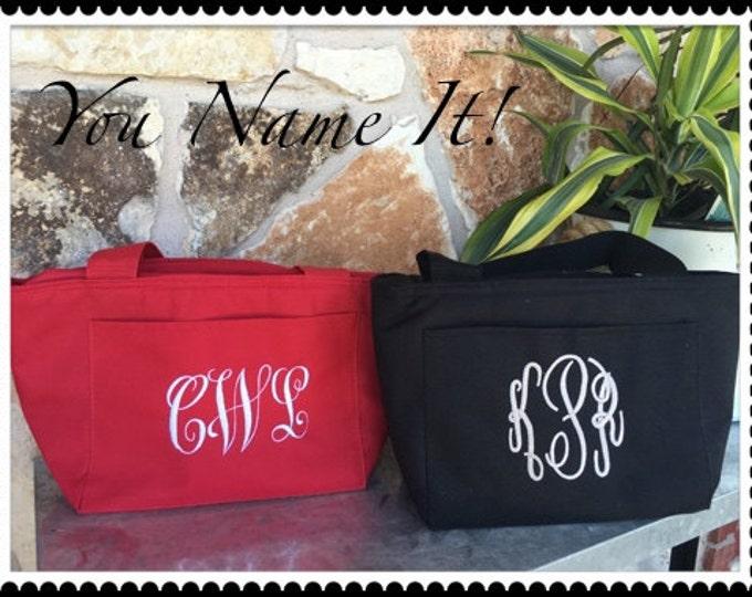 Basic Lunchbag with Front Pocket
