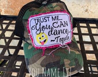 Trust Me, You Can Dance Baseball Cap