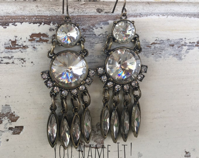 Quinn Dangle Earrings