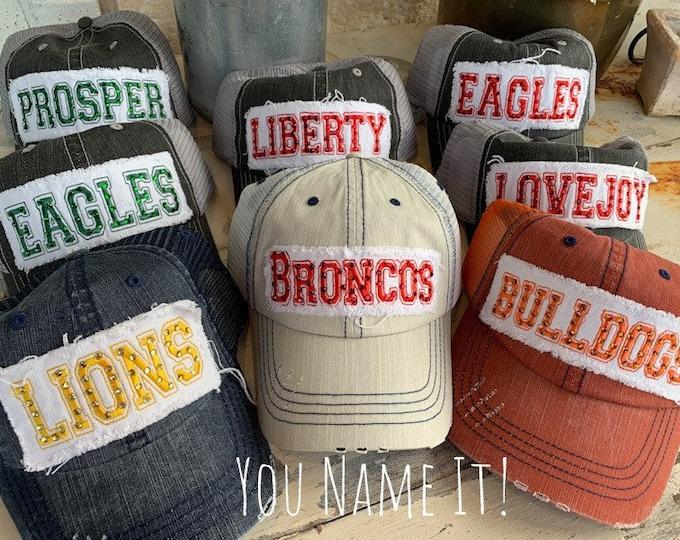 Varsity Style Spirit Wear Hat