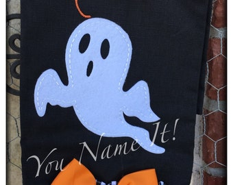 "Halloween Towel ""Ghost"""